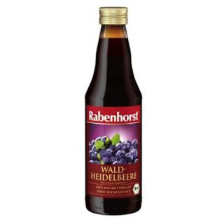 Suc BIO Mama de Afine Salbatice 330 ml Rabenhorst