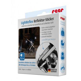 Reer Banda reflectorizanta autoadeziva LightReflex