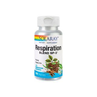 Respiration Blend 100 capsule Secom