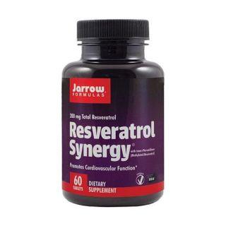 Resveratrol Synergy 200 mg 60 tablete Secom