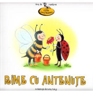 Rime cu antenute - Lucia Muntean