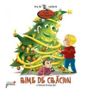 Rime de Crăciun - Lucia Muntean