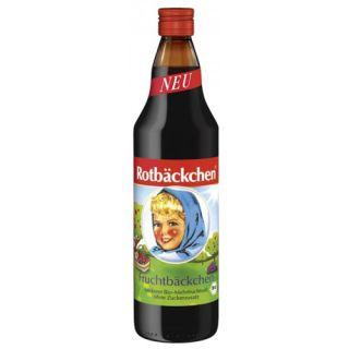 Suc Multifruct, ecologic Bio 750 ml Rotbackchenml