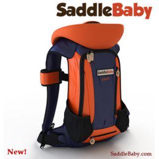 Saddle Baby Model Rucsac
