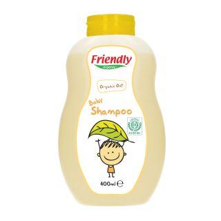Sampon Bebe Ovaz Friendly Organic 400 ml