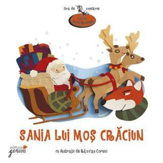 Sania lui Moș Crăciun - Lucia Muntean