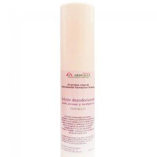 Sanoderm Solutie dezodorizanta pentru picioare, incaltaminte