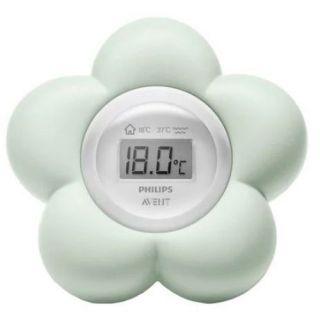 Termometru digital pentru baie si camera Philips Avent SCH480/20