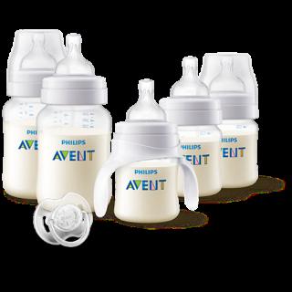 Set complet pentru nou-nascuti Avent Classic (Kit) SCD371/01