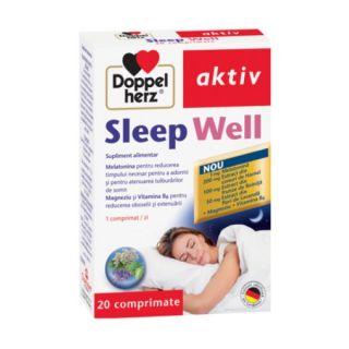 Doppelherz Aktiv Sleepwell 20 comprimate