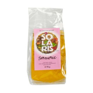 Solaris Turmeric (Curcuma) 70 grame
