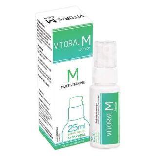 Vitoral Multivitamin Junior spray 25 ml