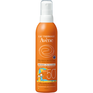 Spray pentru copii SPF50+ Avene Protect 200 ml
