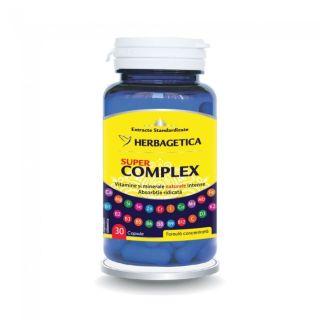 Super Complex Capsule Herbagetica
