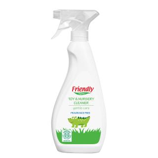 Friendly Organic detergent spray jucarii si suprafete 500 ml