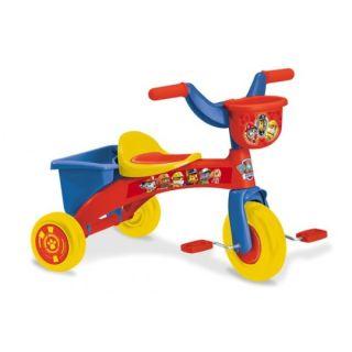 Tricicleta pentru copii Mondo Paw Patrol din plastic solaris-MON28288