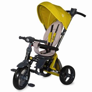 Tricicleta multifunctionala 4in1 cu sezut reversibil Coccolle Velo