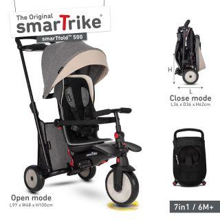 Tricicleta pliabila 7 in 1 Smart Trike STR5