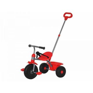 Tricicleta pentru copii Just Baby cu maner parental Rosie JB2420RED