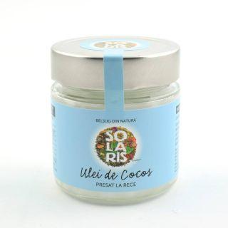 Ulei de cocos 200 ml Solaris
