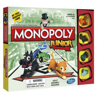 Joc de societate Monopoly Junior Hasbro