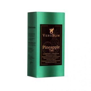 VeroSlim Pineapple Tea ceai pentru slabit