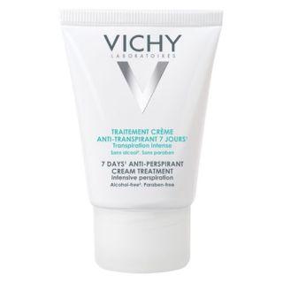 Deodorant crema Vichy Tratament impotriva transpiratiei abundente, 7 zile, 30 ml