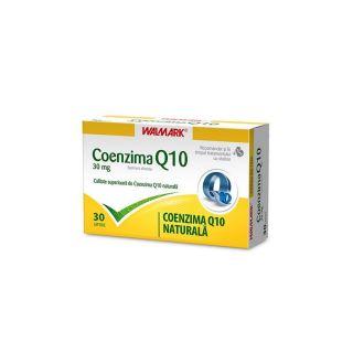 Coenzima Q10 30 mg x 30 capsule Walmark