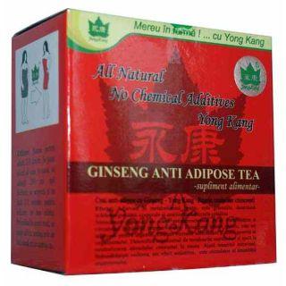Yong Kang Ceai antiadipos