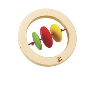 Hape - Zornaitoare rotunda - Baby Rattle Ring